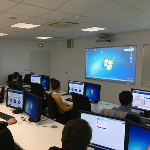Une offre de formation augmentée utilisant la simulation pour les chirurgiens