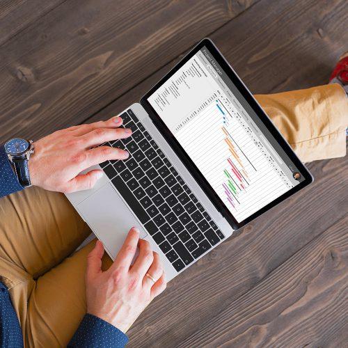 Gestion de projet en ligne : la traçabilité et le pilotage