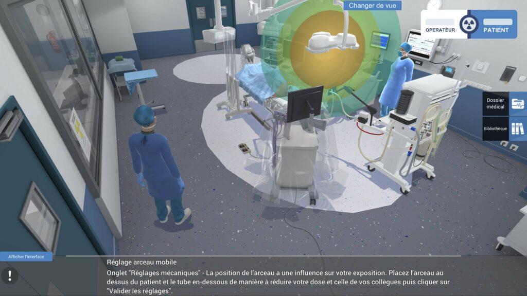 former les chirurgiens avec la simulation numérique