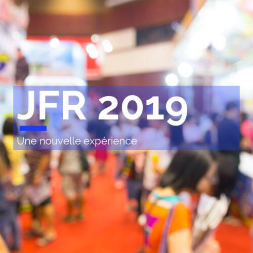 Les JFRs 2019